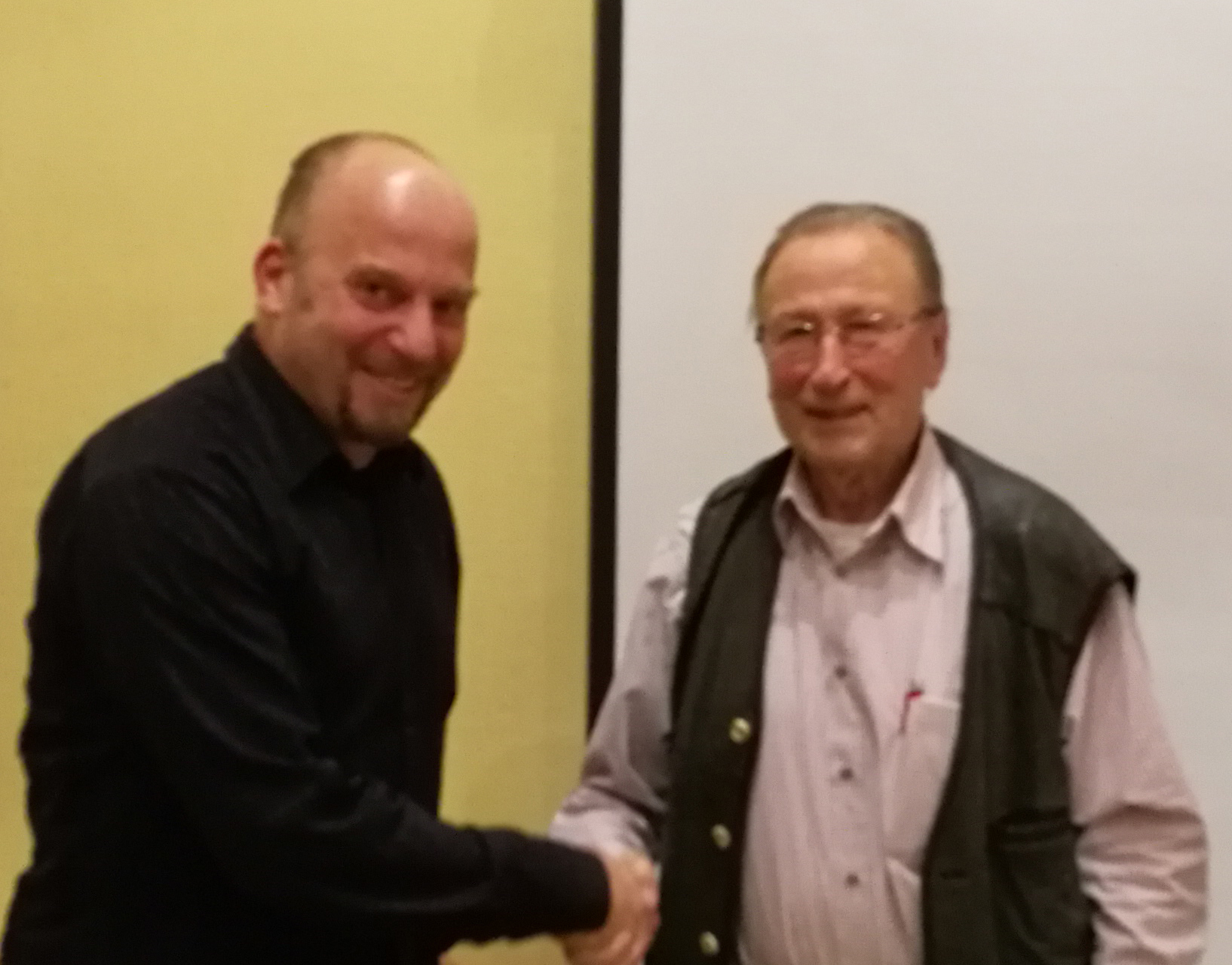 Kalle Engler ist neuer 1. Vorsitzder der Sportfreunde Grande-Kuddewörde e.V.