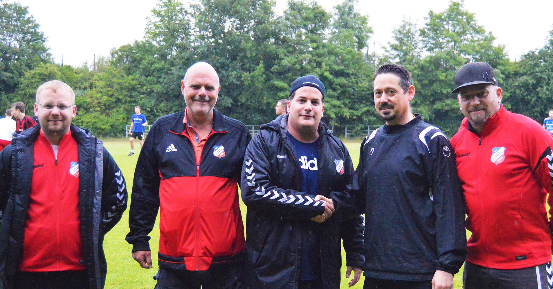 Sportfreunde Grande-Kuddewörde mit neuem Trainer André Lunau